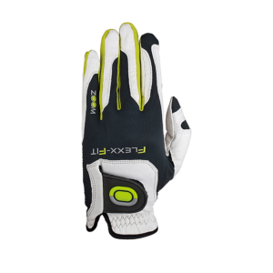 Zoom Golf Glove Tour - White Charcoal Lime